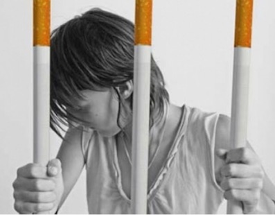 Non posso smettere di fumare più che per giorno