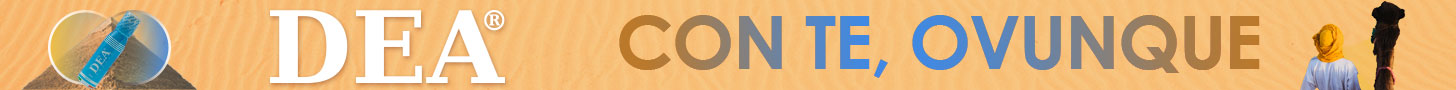 Categoria Salute centrale DEA – 728 x 90