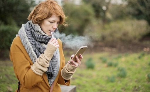Covid-19, el consejo de dos científicos para quienes usan el cigarrillo electrónico Generica-donna