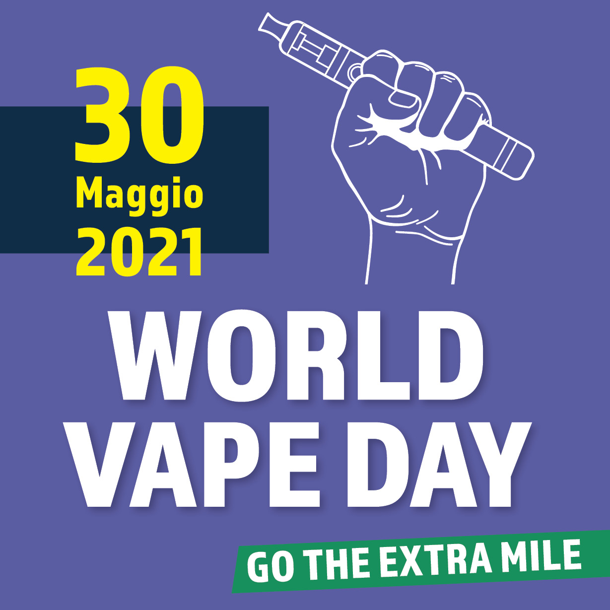 Salute world vape day